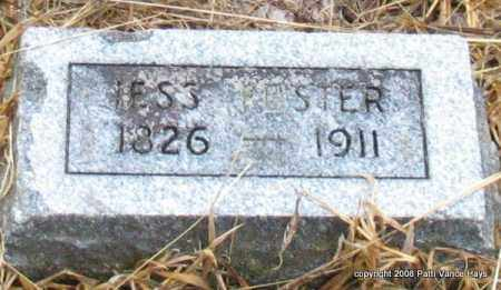 FOSTER, JESS - Saline County, Arkansas | JESS FOSTER - Arkansas Gravestone Photos