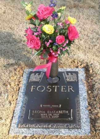 FOSTER, LEONA - Saline County, Arkansas | LEONA FOSTER - Arkansas Gravestone Photos