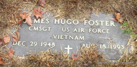 FOSTER (VETERAN VIET), JAMES HUGO - Saline County, Arkansas   JAMES HUGO FOSTER (VETERAN VIET) - Arkansas Gravestone Photos