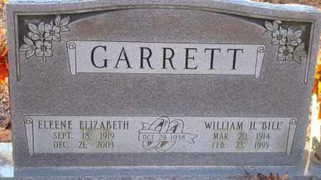 "GARRETT, WILLIAM H ""BILL"" - Saline County, Arkansas | WILLIAM H ""BILL"" GARRETT - Arkansas Gravestone Photos"