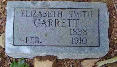 SMITH GARRETT, MARY ELIZABETH - Saline County, Arkansas | MARY ELIZABETH SMITH GARRETT - Arkansas Gravestone Photos