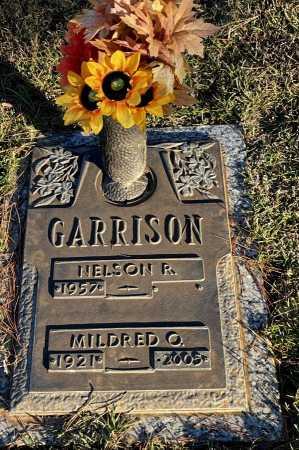 GARRISON, MILDRED O. - Saline County, Arkansas | MILDRED O. GARRISON - Arkansas Gravestone Photos