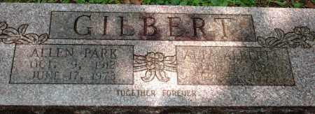 GILBERT, ALTA ALBERTA - Saline County, Arkansas | ALTA ALBERTA GILBERT - Arkansas Gravestone Photos