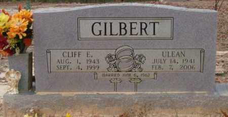 GILBERT, ULEAN - Saline County, Arkansas | ULEAN GILBERT - Arkansas Gravestone Photos
