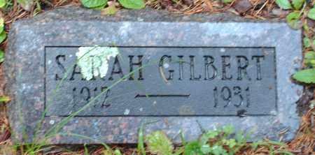 GILBERT, SARAH - Saline County, Arkansas   SARAH GILBERT - Arkansas Gravestone Photos