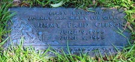 GIPSON, JIMMY FRED - Saline County, Arkansas   JIMMY FRED GIPSON - Arkansas Gravestone Photos