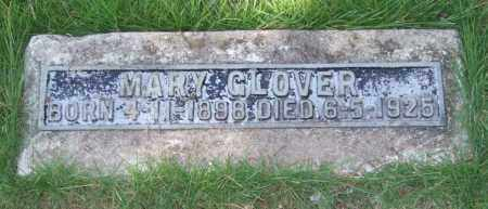 GLOVER, MARY - Saline County, Arkansas | MARY GLOVER - Arkansas Gravestone Photos