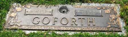 GOFORTH, ROBERT C. - Saline County, Arkansas | ROBERT C. GOFORTH - Arkansas Gravestone Photos