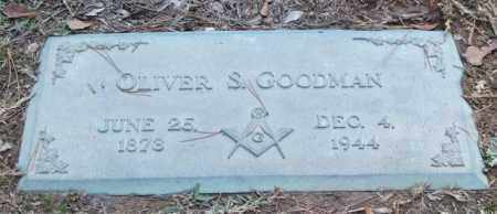 GOODMAN, OLIVER S. - Saline County, Arkansas | OLIVER S. GOODMAN - Arkansas Gravestone Photos