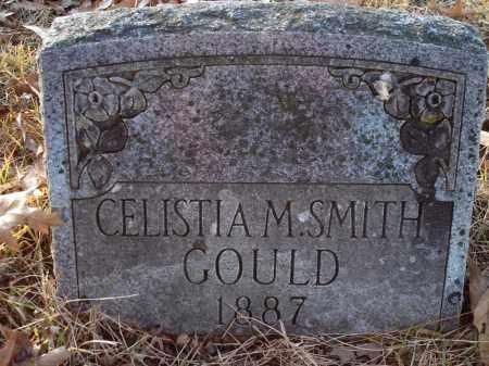 GOULD, CELISTIA M - Saline County, Arkansas | CELISTIA M GOULD - Arkansas Gravestone Photos