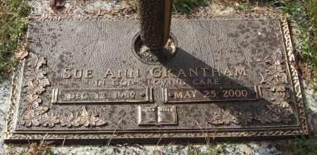 GRANTHAM, SUE ANN - Saline County, Arkansas | SUE ANN GRANTHAM - Arkansas Gravestone Photos