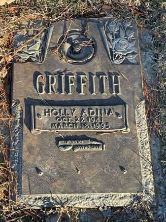 GRIFFITH, HOLLY ADINA - Saline County, Arkansas | HOLLY ADINA GRIFFITH - Arkansas Gravestone Photos