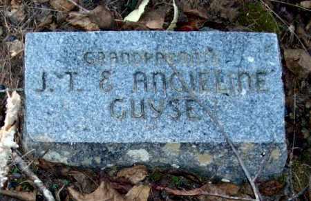 GUYSE, J. T. - Saline County, Arkansas   J. T. GUYSE - Arkansas Gravestone Photos