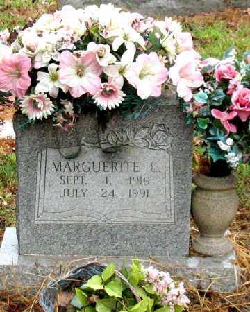 HAM, MARGUERITE L. - Saline County, Arkansas | MARGUERITE L. HAM - Arkansas Gravestone Photos
