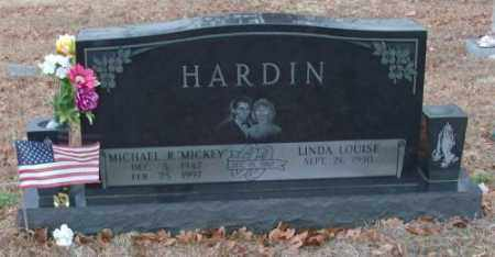 "HARDIN, MICHAEL R. ""MICKEY"" - Saline County, Arkansas 