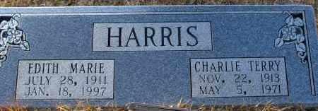 HARRIS, EDITH MARIE - Saline County, Arkansas | EDITH MARIE HARRIS - Arkansas Gravestone Photos