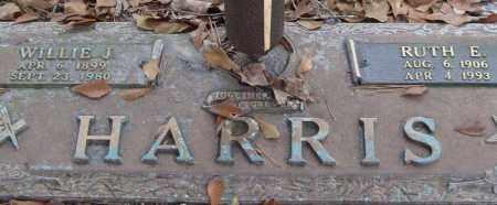 HARRIS, RUTH ESTHER - Saline County, Arkansas | RUTH ESTHER HARRIS - Arkansas Gravestone Photos