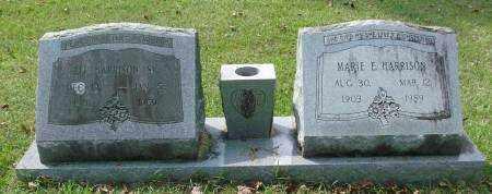 HARRISON, MARIE E. - Saline County, Arkansas | MARIE E. HARRISON - Arkansas Gravestone Photos