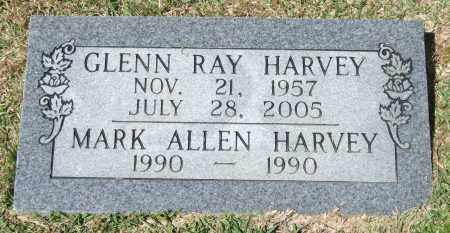 HARVEY, MARK ALLEN - Saline County, Arkansas | MARK ALLEN HARVEY - Arkansas Gravestone Photos
