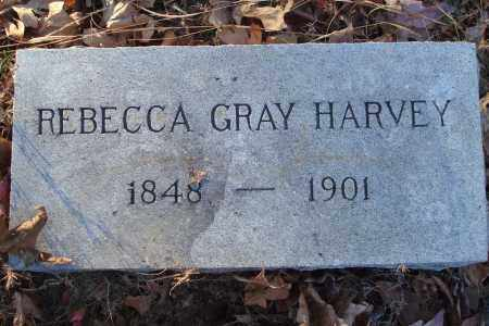 HARVEY, REBECCA - Saline County, Arkansas | REBECCA HARVEY - Arkansas Gravestone Photos