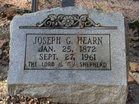 HEARN, JOSEPH GILBERT - Saline County, Arkansas | JOSEPH GILBERT HEARN - Arkansas Gravestone Photos