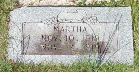HICKS, MARTHA - Saline County, Arkansas | MARTHA HICKS - Arkansas Gravestone Photos