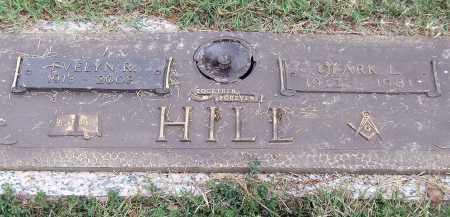 HILL, EVELYN R. - Saline County, Arkansas | EVELYN R. HILL - Arkansas Gravestone Photos