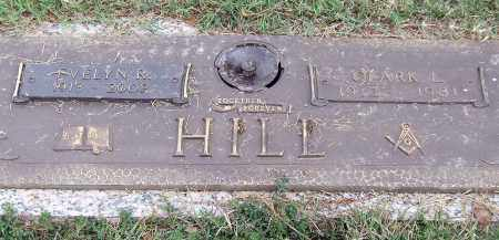HILL, CLARK L. - Saline County, Arkansas | CLARK L. HILL - Arkansas Gravestone Photos