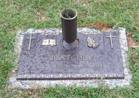 HILL, JESSIE - Saline County, Arkansas | JESSIE HILL - Arkansas Gravestone Photos