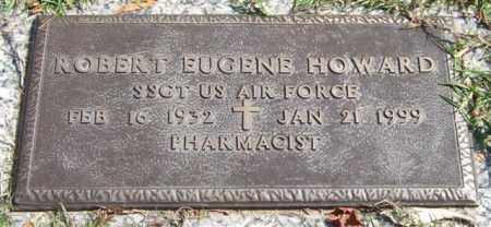 HOWARD (VETERAN), ROBERT EUGENE - Saline County, Arkansas | ROBERT EUGENE HOWARD (VETERAN) - Arkansas Gravestone Photos