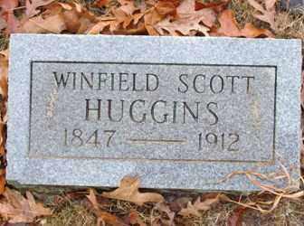 HUGGINS, WINFIELD SCOTT - Saline County, Arkansas | WINFIELD SCOTT HUGGINS - Arkansas Gravestone Photos