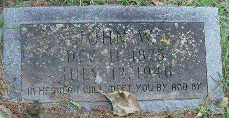 JACKSON, JOHN - Saline County, Arkansas   JOHN JACKSON - Arkansas Gravestone Photos