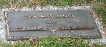 DOBBS JAMES, UNA MAY - Saline County, Arkansas | UNA MAY DOBBS JAMES - Arkansas Gravestone Photos