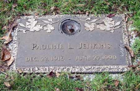 JENKINS, PAULINE L. - Saline County, Arkansas | PAULINE L. JENKINS - Arkansas Gravestone Photos
