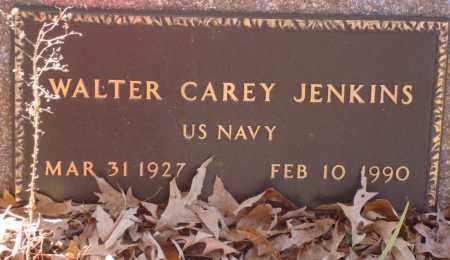 JENKINS (VETERAN), WALTER CAREY - Saline County, Arkansas   WALTER CAREY JENKINS (VETERAN) - Arkansas Gravestone Photos