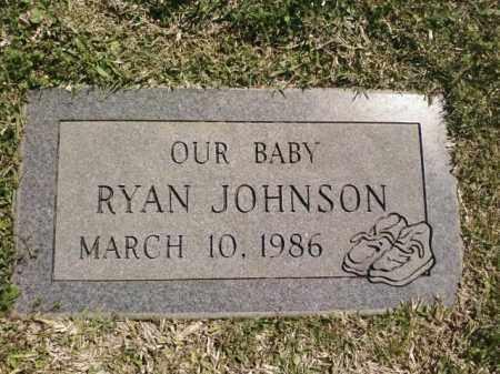 JOHNSON, RYAN - Saline County, Arkansas | RYAN JOHNSON - Arkansas Gravestone Photos