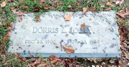 JOLLY, DORRIS L. - Saline County, Arkansas   DORRIS L. JOLLY - Arkansas Gravestone Photos