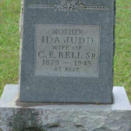 JUDD, IDA - Saline County, Arkansas | IDA JUDD - Arkansas Gravestone Photos