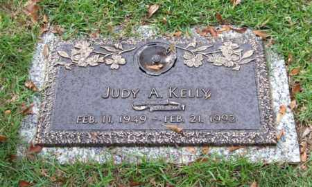 KELLY, JUDY A. - Saline County, Arkansas   JUDY A. KELLY - Arkansas Gravestone Photos