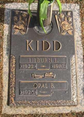 KIDD, LIBURN L. - Saline County, Arkansas   LIBURN L. KIDD - Arkansas Gravestone Photos