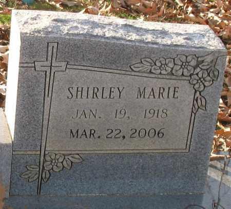 WILSON LANGLEY, SHIRLEY MARIE (CLOSEUP) - Saline County, Arkansas | SHIRLEY MARIE (CLOSEUP) WILSON LANGLEY - Arkansas Gravestone Photos