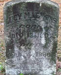 LEMONS, LUCY M. - Saline County, Arkansas   LUCY M. LEMONS - Arkansas Gravestone Photos