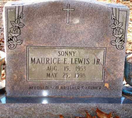"LEWIS, JR, MAURICE E ""SONNY"" - Saline County, Arkansas   MAURICE E ""SONNY"" LEWIS, JR - Arkansas Gravestone Photos"