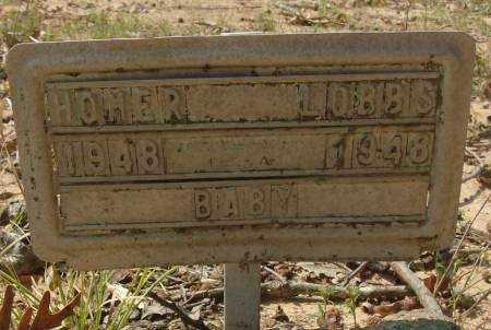 LOBBS, HOMER - Saline County, Arkansas | HOMER LOBBS - Arkansas Gravestone Photos
