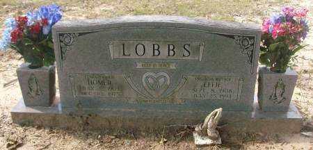LOBBS, EFFIE - Saline County, Arkansas | EFFIE LOBBS - Arkansas Gravestone Photos
