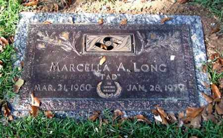 LONG, MARCELLA A. - Saline County, Arkansas | MARCELLA A. LONG - Arkansas Gravestone Photos