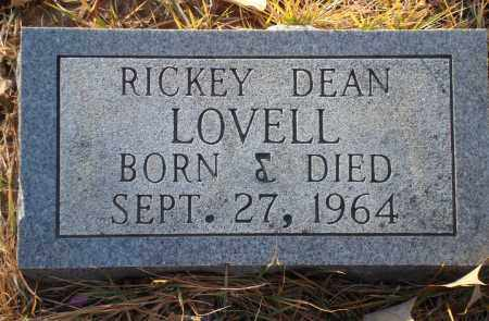 LOVELL, RICKEY DEAN - Saline County, Arkansas | RICKEY DEAN LOVELL - Arkansas Gravestone Photos