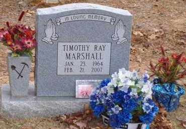 MARSHALL, TIMOTHY RAY - Saline County, Arkansas | TIMOTHY RAY MARSHALL - Arkansas Gravestone Photos