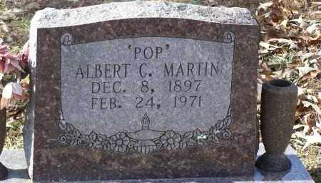 "MARTIN, ALBERT C ""POP"" - Saline County, Arkansas 