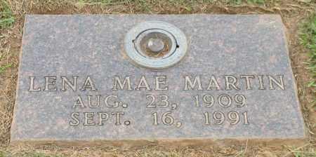 MARTIN, LENA MAE - Saline County, Arkansas | LENA MAE MARTIN - Arkansas Gravestone Photos